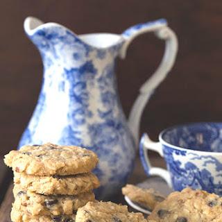 """Oatmeal"" Chocolate Chip Cookies"
