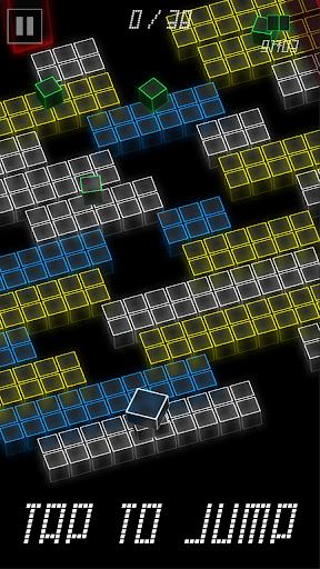 像素跳躍 - Pixel Jumping