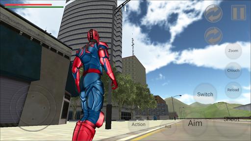 Great City War Crime : Defeat Mafia Gangster screenshot 12