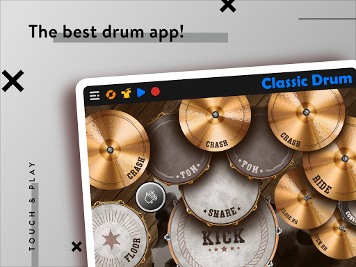 CLASSIC DRUM: Electronic Drums 6.7 screenshots 8