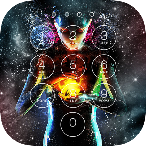 Psychedelic Wallpaper Android: Psychedelic Lock Screen For Android