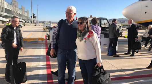 Murcia estrena  aeropuerto y Almería no sabe cómo le afectará