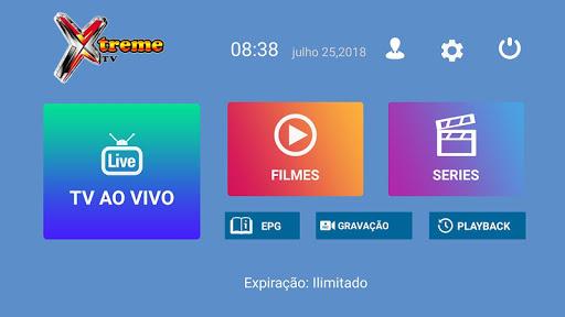 Xtreme TV - X 1.6.9.1 screenshots 1