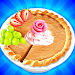 Pumpkin Pie Maker - Dessert Food Cooking Game icon