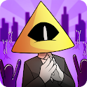We Are Illuminati - Conspiracy Simulator Clicker icon