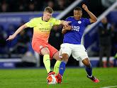 Premier League: Leicester-Man City, avec quatre Diables Rouges?