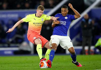 Premier League: un choc a l'accent Belge