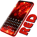 Red Keyboard Themes & Wallpapers icon