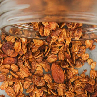 Simple Vanilla Almond Granola
