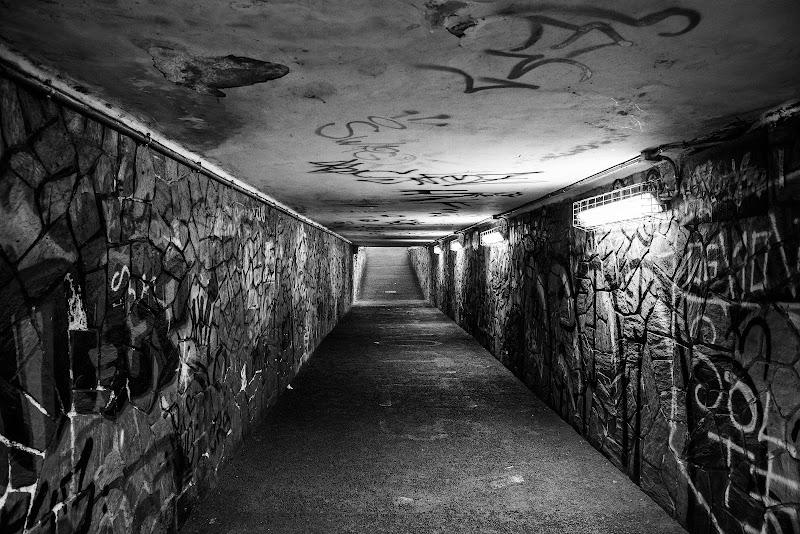 Sono fuori dal tunnel... Insomma, quasi... di Davide Alba Albanese