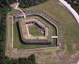 Photo: Fort Macon