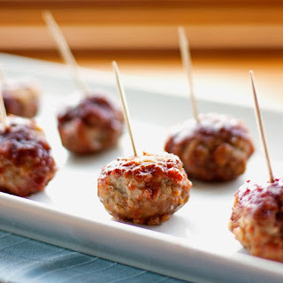 Barbecue Meatballs Recipe