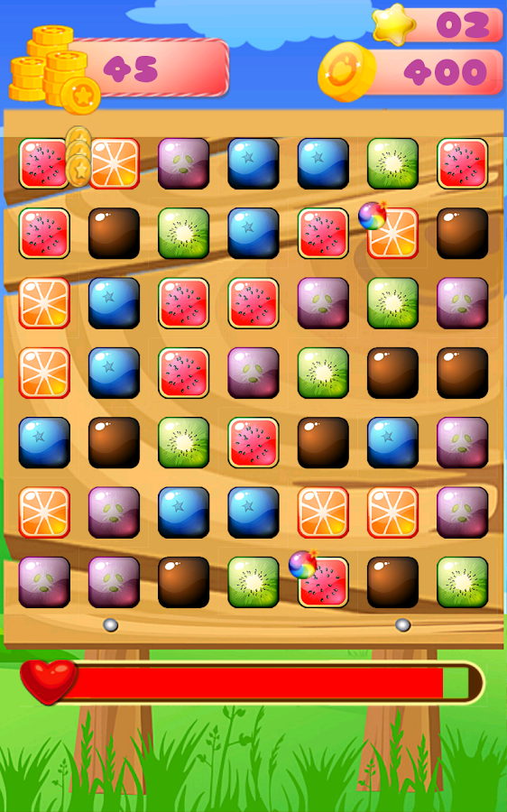 Fruit Crush 2016- screenshot