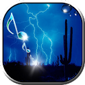 Storm Sounds Live Wallpaper icon