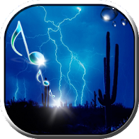 Storm Sounds Live Wallpaper