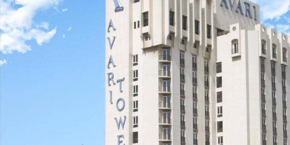 Hotel Avari Tower Karachi