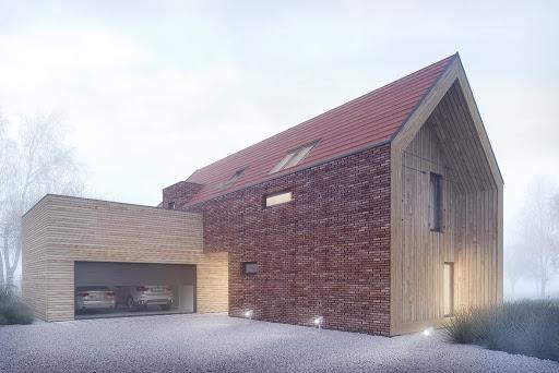 projekt House X10.1 - murowany