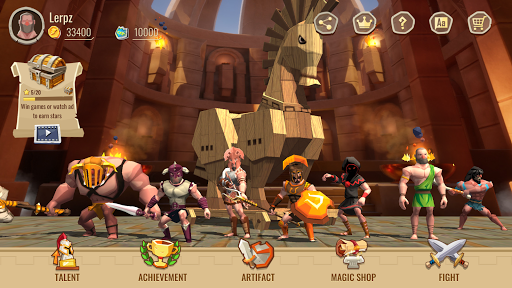 Trojan War: Rise of the legendary Sparta 2.1.5 screenshots 6