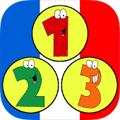 French Numbers 0-10 for Kids