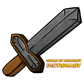 Dictionary World of Warcraft