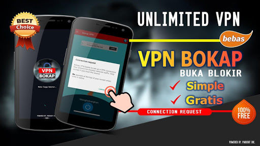 VPN Bokap Buka Blokir 8.1 screenshots 2
