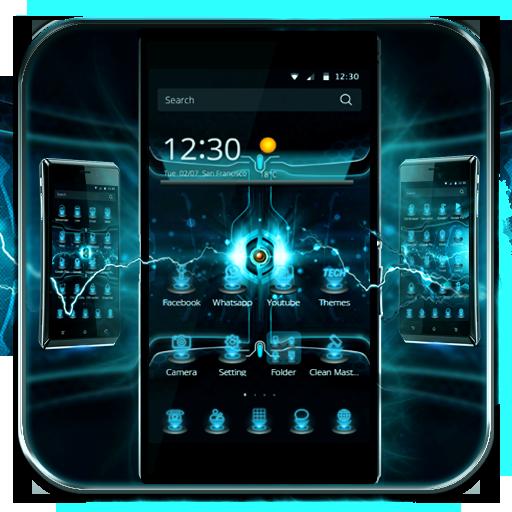 Technology CM Launcher theme Icon