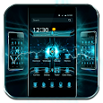 Technology CM Launcher theme apk