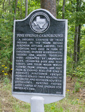 Photo: Pine Springs Campground, favorite of Tejas Indians