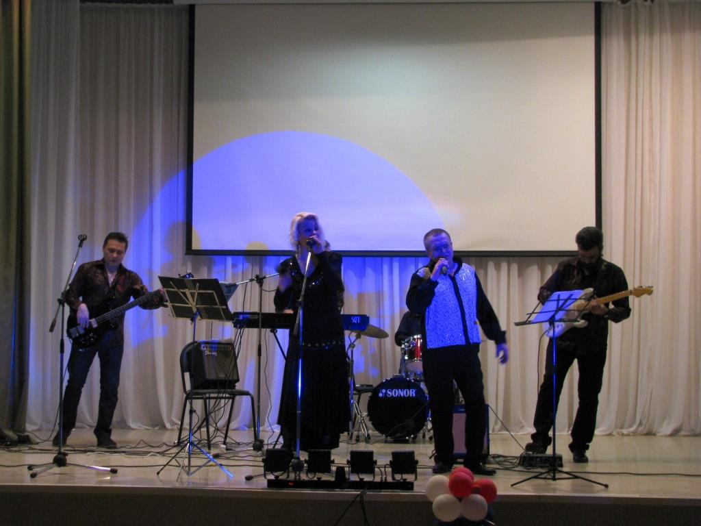 Группа Волга Бэнд в Самаре
