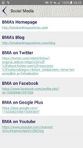 BMA Annual screenshot 6