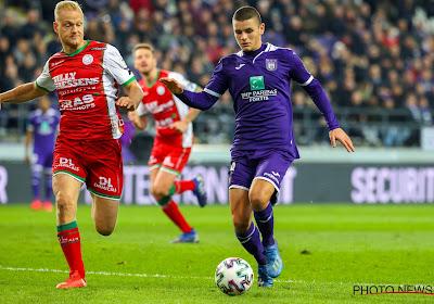 Dejan Joveljic séduit par le Sporting d'Anderlecht