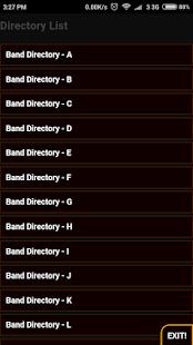 Chord Guitar Full Offline - náhled
