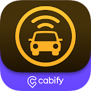 Easy for drivers, a Cabify app
