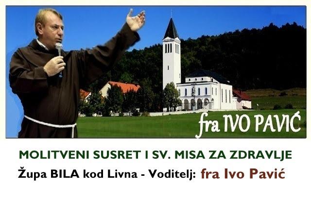 fra Ivo Pavić u Biloj - RuG