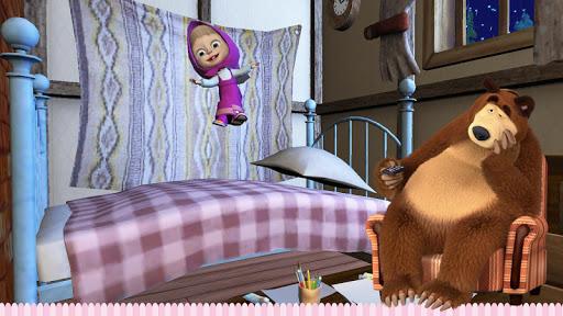 Masha and the Bear: Good Night! 1.2.1 screenshots 8