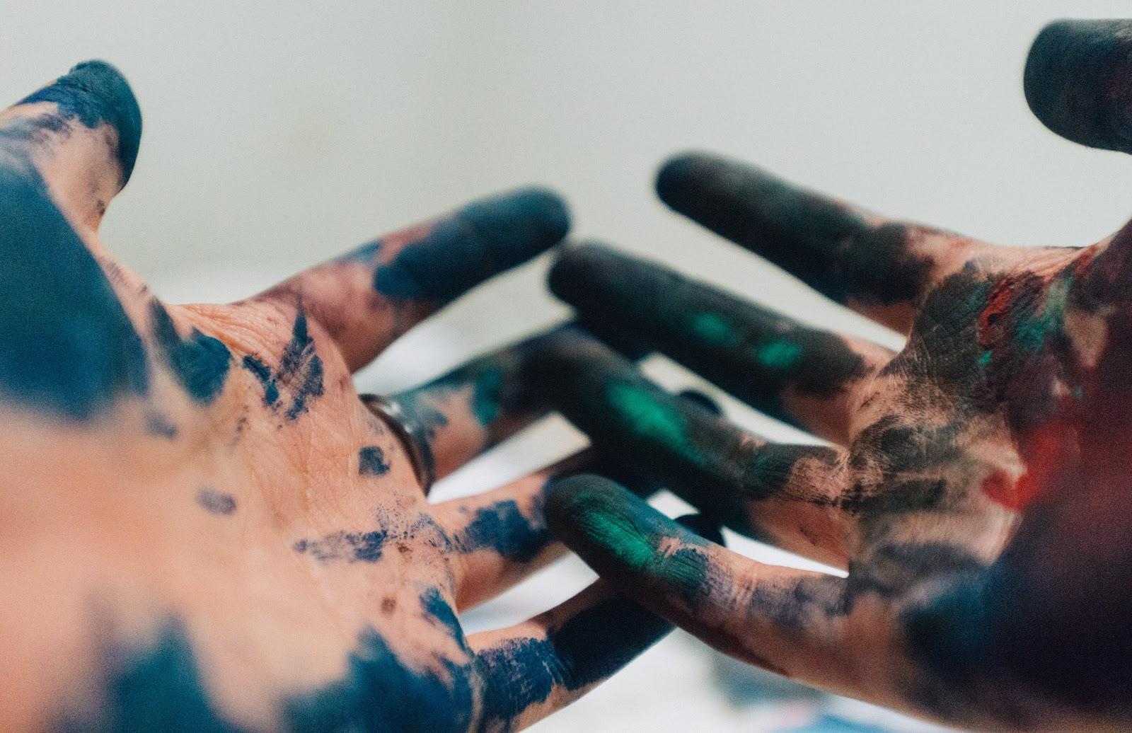 bad artistic habits to avoid