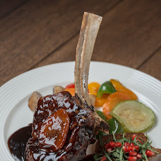 Veal in Pomegranate Sauce