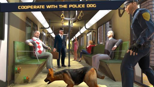 警犬:城市地鐵犯罪