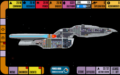 Star Trek™ Trexels Screenshot