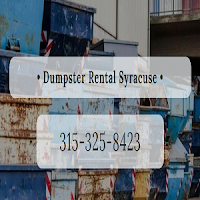 DumpsterRentalSyracuse - Follow Us
