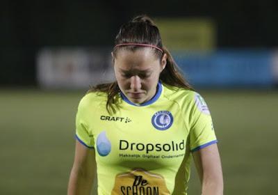 Elien Van Wynendaele hangt noodgedwongen voetbalschoenen helemaal aan de haak