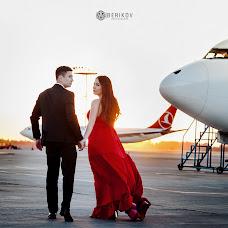 Bröllopsfotograf Erik Berikov (Berikov). Foto av 10.05.2019