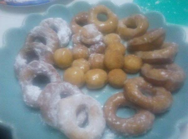 Easy Donuts Recipe
