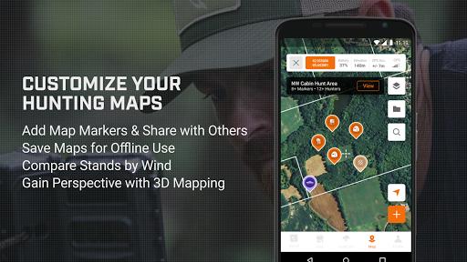 HuntWise: Die Screenshots der Jagd-App 5