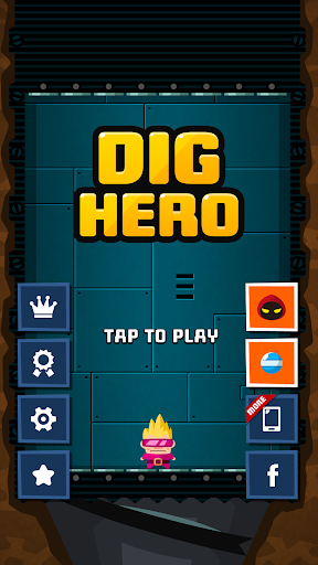 挖英雄 - Dig Hero