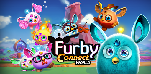 Приложения в Google Play – Furby Connect World