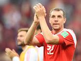 Artyom Dzyuba écarté de la sélection russe et indésirable au Zenit Saint-Pétersbourg
