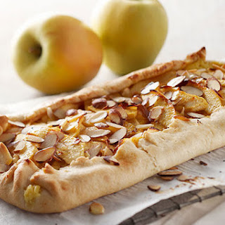 Free-Form Harvest Apple Tart
