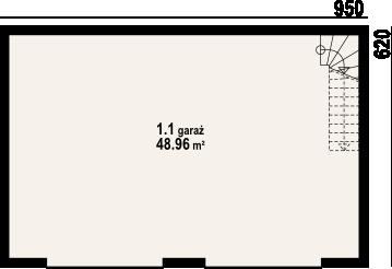 DP-GDS-02S - Rzut parteru