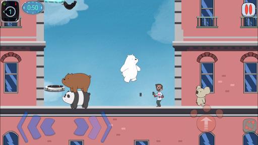 We Bare Bears Quest for NomNom apktram screenshots 3